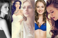 Miss Russia 2015 Meet the Contestants (Part 2)