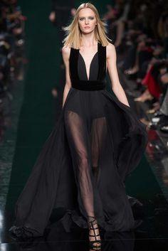 Elie Saab Fall 2014 Ready-to-Wear Fashion Show - Daria Strokous (Women)