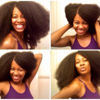 3 Easy-To-Make Homemade Deep Conditioners for Natural Hair | Black Girl with Long Hair