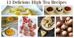 A high tea party is the perfect meal for a special celebration. It is great for…
