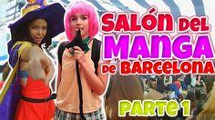 XXIII SALÓN MANGA de BARCELONA 2017 | PARTE 1| CONOCIENDO EN PERSONA A M...