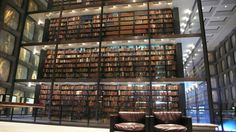 Beinecke Rare Library - Yale
