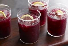 Blueberry Chilean Pisco Cocktail Recipe – Chilean Pisco is a colorless brandy and pairs well with the sweet and tangy blueberry and lime puree in this fun cocktail. Frozen Drink Recipes, Best Cocktail Recipes, Cocktail Food, Pisco Sour, Famous Cocktails, Fun Cocktails, Holiday Cocktails, Chilean Recipes, Chilean Food