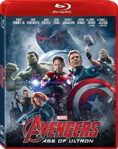 Avengers: Age of Ultron 2015 720p BluRay x265 HEVC 800MB