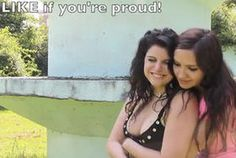 SheWired - WATCH: Adorable Singing Girlfriends Bria and Chrissy are #ProudToLove