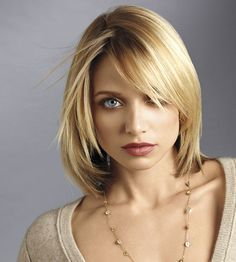 For your next haircut, don't get another boring trim. Whether you like your hair short, medium, or long, we have the haircut for you. Try one of these sexy, modern hairstyles and you'll look years younger -- instantly.