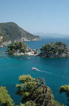 Emmy DE * The island of Corfu, Greece Places To Travel, Places To See, Corfu Island, Greek Isles, Greece Islands, Exotic Places, Greece Travel, Vacation Spots, Destinations