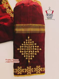 Cutwork Blouse Designs, Pattu Saree Blouse Designs, Simple Blouse Designs, Stylish Blouse Design, Bridal Blouse Designs, Blouse Neck Designs, Blouse Patterns, Mirror Work Blouse Design, Simple Embroidery Designs