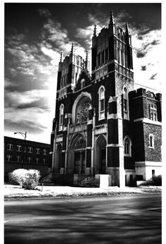 Uptown Chicago History: Memories of Buena Memorial Presbyterian Church in Uptown Chicago