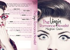 The Book Fairy Reviews: Cover Reveal~ The Virgin Romance Novelist by Meghan Quinn