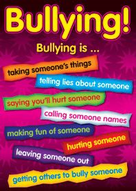 Essential resource for every classroom/teacher. What is bullying? How to deal with bullying? What is cyberbullying? Cyber Bullying Poster, Stop Bullying Posters, Bullying Quotes, Bullying Facts, Anti Bullying Lessons, Bullying Prevention, Classroom Bulletin Boards, Character Education, School Counselor