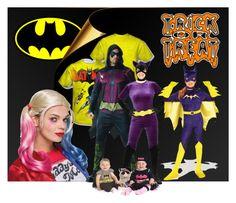 """""""Last Minute Halloween Costume Ideas"""" by wackyworkshop ❤ liked on Polyvore"""