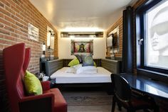 Hoxton Hotel in the City of London