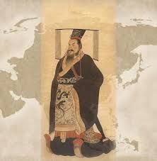 Emperor Qin Shihuang (also called the First Emperor of China) was the founder of the first unified empire in the history of China. He established an autocratic state with centralized power over the feudal society.