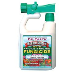 Dr Earth Concentrate 3 Controls Organic Fungicide Hose End 32 ounce (Dr Earth 3 Controls Organic Fungicide Hose End)