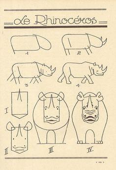 les animaux 76 | Flickr : partage de photos ! Album de dessin animalier