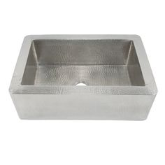 Hammered Stainless Steel Apron Front Sink | For The Home | Pinterest | Apron  Front Sink, Sinks And Kitchens