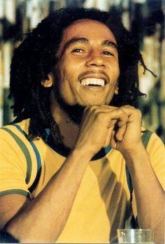 Bob Marley, A melhor coisa dessa vida é rir muito!!