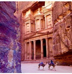 Petra- Jordan