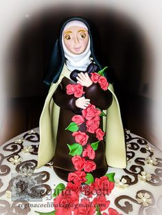 St. Therese cake