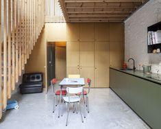 woning HUY - Borgerhout — MADE ARCHITECTS