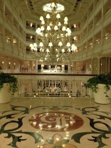 The Grand Floridian: one of the Top Ten on our Disney Bucket List.