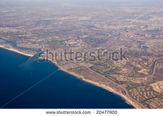 Aerial view of Orange County and Laguna Beach, California, USA by Francesco Carucci, via ShutterStock