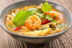 Tom Yam Kung – Scharf-saure Suppe Tom Yam Rezepte