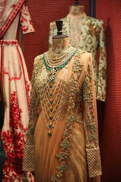 Sabyasachi's latest bridal wear - What's trending in Bridal Fashion at Vogue Wedding 2014