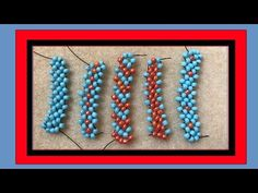 Five designs of Potawatomi Stitch - YouTube