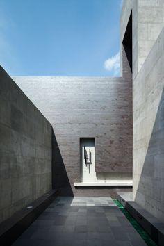 House of Silence - Prefettura di Shiga, Japan - 2012 - FORM/Kouichi Kimura Architects #architecture #japan #house #concrete
