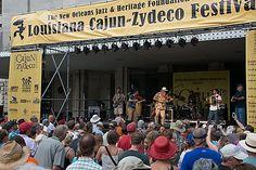 Preview: Louisiana Cajun-Zydeco Festival June 6-7, Louis Armstrong Park, New Orleans