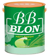 BB BLON INTERIOR MATT FINISH