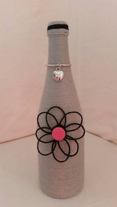Hey, I found this really awesome Etsy listing at https://www.etsy.com/listing/272948138/custom-twine-wrapped-wine-bottle-with