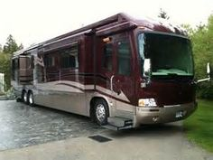 luxury RVs #rv #motorhome