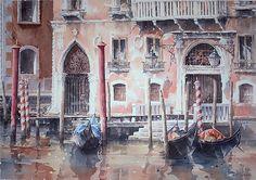 Beautiful Watercolor by Christian Graniou