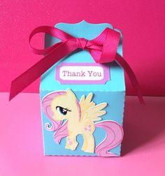 Mi pequeño Pony cotillón / My Little Pony tratar por MiamiCrafts