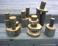 design their own projects using tree cuts