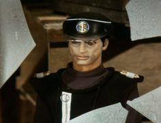 Captain Black - nemesis of Captain Scarlet
