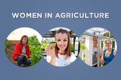 Women in Ag are too few and far between. We think it's about time to show off the amazing female farmers we know in our Upstart Farmers community.