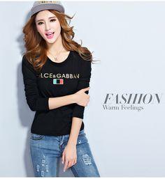T shirt femmes T shirt t shirt Mujer Femme Sexy Tops Tee lettre vêtements  Poleras De Ropa Feminina Vetement Femme , Plus la taille XXXL dans T-shirts  de ... b452994abfb