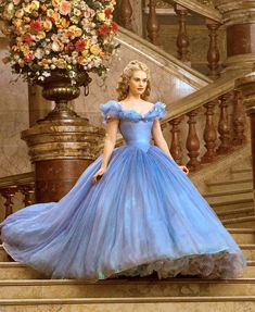 Are you looking for Cinderella 2015 costumes for adults? You'll find Cinderella 2015 costumes and ideas - Cosplay, fancy dress, masquerade, prom, Halloween Cinderella Movie, Cinderella Dresses, Cinderella Ballgown, Disney Princess Dresses, Cinderella 2015 Wedding Dress, Cinderella Hairstyle, Cinderella Pictures, Movie Wedding Dresses, Cinderella Princess