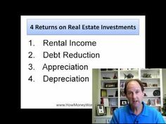 4 Returns on Investment REAL Estate - http://realestate.onwired.biz/finance/4-returns-on-investment-real-estate/