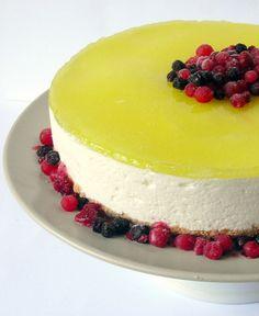 torta fresca al limone by imma.basile, via Flickr