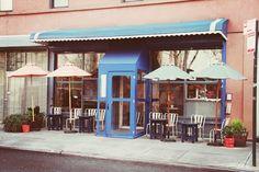 cafe gitane, manhattan—one of my favorite restaurants <3