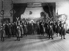 Turnverein Society( singing and gymnastics society) of Anaheim 1900