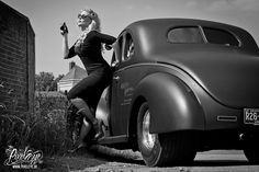 Leila Lipstique & the 1950 Ford (2015) | by THE PIXELEYE // Dirk Behlau