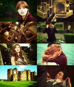 Karen Gillan as Lily Aaron Taylor-Johnson as James
