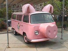 """VW """"PIG"""" KOMBI"""