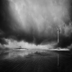 Toward Tower of Light